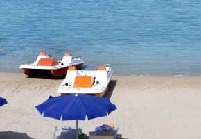 spiaggia  hotel porto conte alghero sardegna